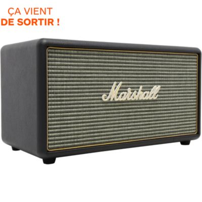 dock ipod mp3 et enceintes marshall chez boulanger. Black Bedroom Furniture Sets. Home Design Ideas