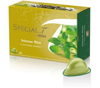Nestle SpecialT_Thé Vert intense Mint x10