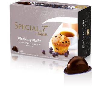 Nestle SpecialT_The Noir Blueberry Muffin x10