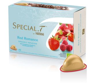 Nestle SpecialT_Infusion Red Romance  x10