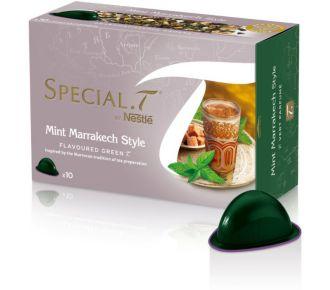 Nestle SpecialT_Thé Vert Marrakech Style x10