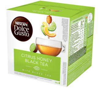 NestleNescafé Tea Citrus honey black x16
