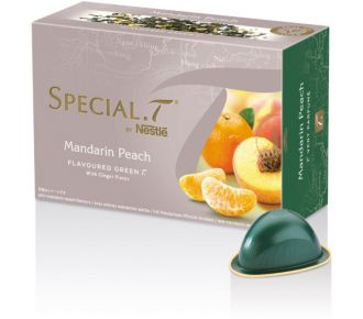 Nestle SpecialT_Thé Mandarine Peach x10