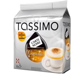 Kraft Tassimo CN Cappuccino (16 T-discs)267.2g