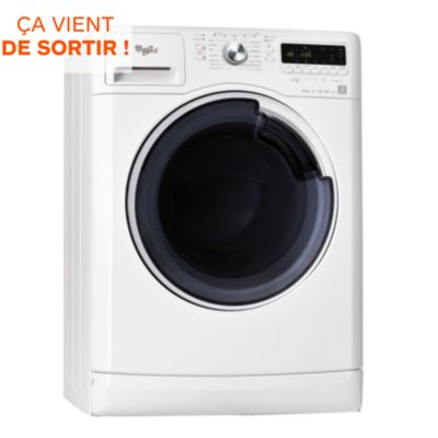 lave linge hublot whirlpool chez boulanger. Black Bedroom Furniture Sets. Home Design Ideas