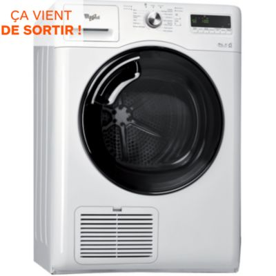 s che linge condensation whirlpool chez boulanger. Black Bedroom Furniture Sets. Home Design Ideas