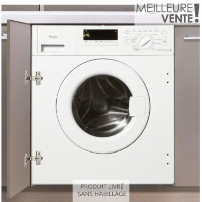lave linge hublot encastrable whirlpool awo d 065 lave. Black Bedroom Furniture Sets. Home Design Ideas