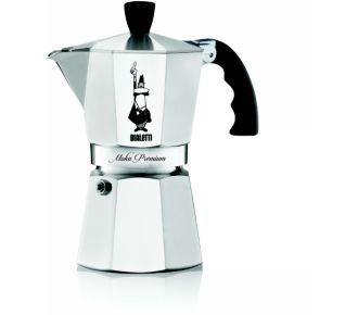 Bialetti Moka 6 tasses soft touch