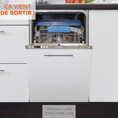 lave vaisselle encastrable indesit chez boulanger. Black Bedroom Furniture Sets. Home Design Ideas