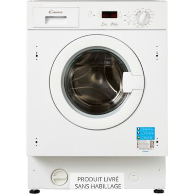 lave linge hublot encastrable candy cwb1372dn1 s lave linge encastrable sur boulanger. Black Bedroom Furniture Sets. Home Design Ideas