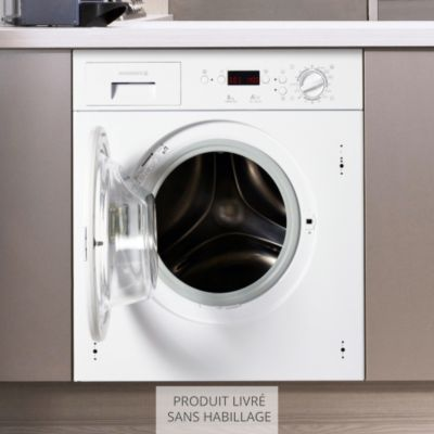 lave linge encastrable lave linge hublot encastrable rosieres rill 1482dn1 s chez boulanger. Black Bedroom Furniture Sets. Home Design Ideas