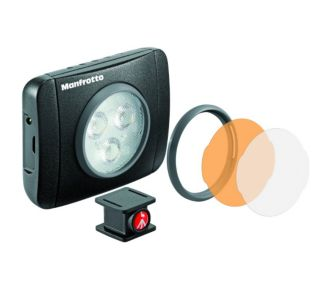 Manfrotto 3 LED 220 lumens Lumie Play