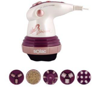 Solac Appareil de massage scuptural + ME7712
