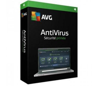 AVG AntiVirus (3 PC 2 ans)