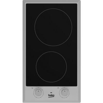 domino vitro beko hdcc32200x table de cuisson sur boulanger. Black Bedroom Furniture Sets. Home Design Ideas