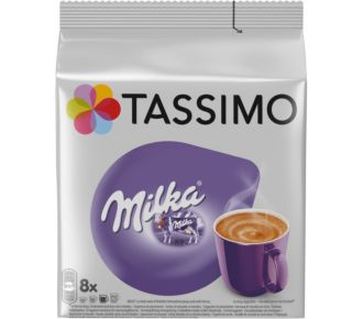 Kraft TASSIMO Milka (8 T-Disc) 240g