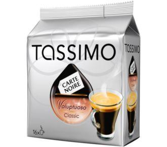 Kraft Tassimo CN café long classic (16 Tdiscs)