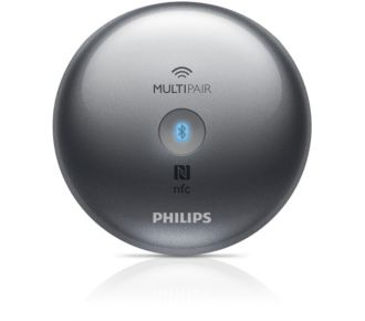 Philips Récepteur Bluetooth aptx multi-pair