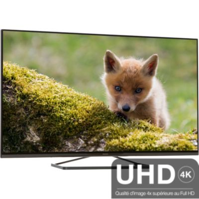 tv 4k philips 50puk6809 4k 400hz pmr smart 3d t l viseur sur boulanger. Black Bedroom Furniture Sets. Home Design Ideas
