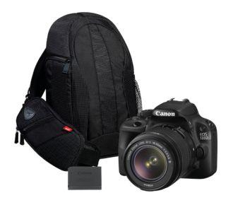 Canon EOS 100D + 18-55 DC + 2e batterie + Sac
