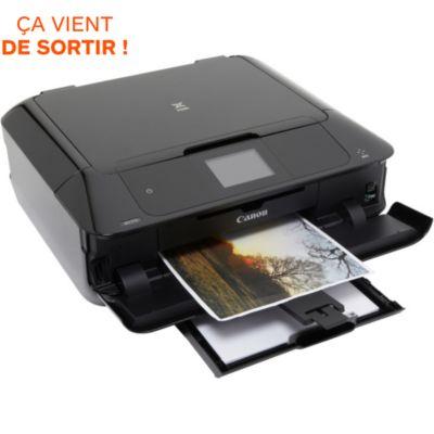 imprimante imprimante multifonction jet d 39 encre canon mg7750 noir chez boulanger. Black Bedroom Furniture Sets. Home Design Ideas