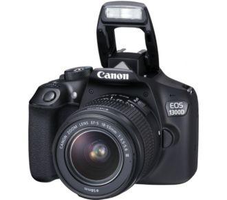 Canon EOS 1300D + 18-55mm DC
