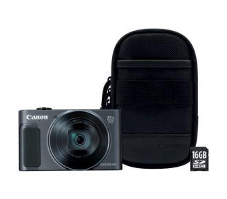 Canon Pack SX620 HS Noir + Etui + SD 8Go