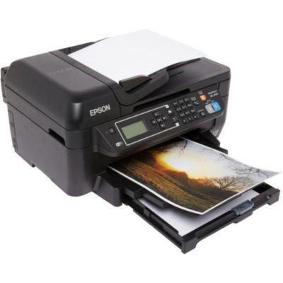imprimante imprimante multifonction jet d 39 encre epson wf 2650dwf chez boulanger. Black Bedroom Furniture Sets. Home Design Ideas