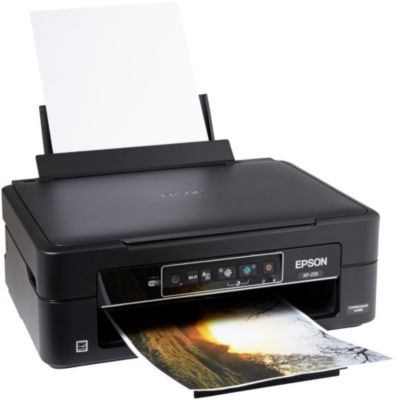 imprimante imprimante multifonction jet d 39 encre epson xp 235 chez boulanger. Black Bedroom Furniture Sets. Home Design Ideas