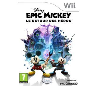 Disney Epic Mickey 2 Le Retour des Héros