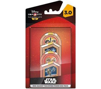 Disney Infinity 3.0 Power Disc Rise Against Emp