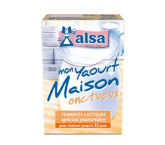 Alsa MON YAOURT MAISON ONCTUEUX