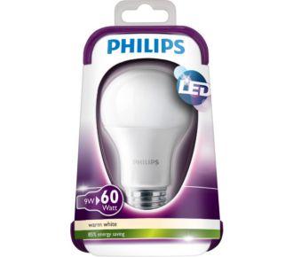 Philips LED Standard 60W E27 WW230V A60M
