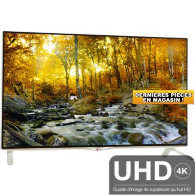 tv 4k lg 40ub800v 4k 900hz uci smart blanc t l viseur sur. Black Bedroom Furniture Sets. Home Design Ideas