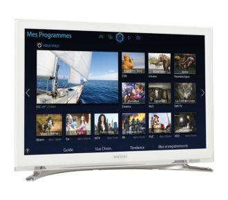 Samsung UE22H5610 100Hz CMR Full HD blanc