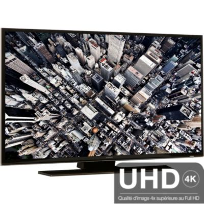 tv 4k samsung ue40hu6900 4k 200hz cmr smart t l viseur sur boulanger. Black Bedroom Furniture Sets. Home Design Ideas