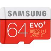 Carte Micro SD Samsung Micro SD 64Go EVO PLUS classe 10 + adapt