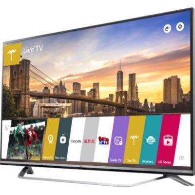 t l viseur tv 4k uhd lg 55uf778v 4k 1400 pmi smart tv chez. Black Bedroom Furniture Sets. Home Design Ideas