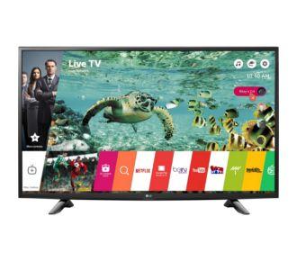 LG 49UH603V 4K 1200 PMI SMART TV