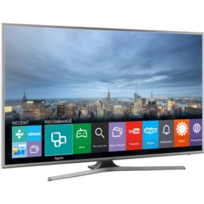 t l viseur samsung ue55ju6800 4k smart tv chez boulanger. Black Bedroom Furniture Sets. Home Design Ideas