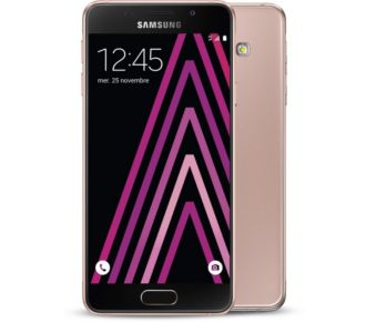 Samsung Galaxy A3 Rose Ed.2016