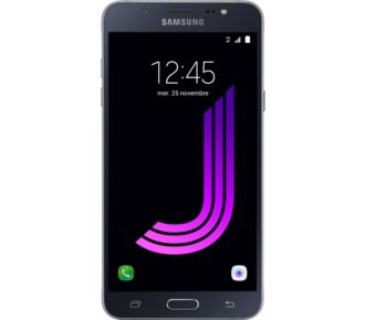 Samsung Galaxy J7 Noir Ed.2016