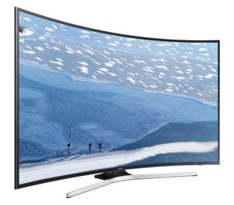Samsung UE40KU6100 4K 1400 PQI SMART TV INCURVE