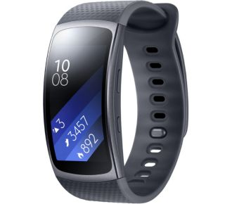 Samsung Gear Fit 2 Noir Taille S