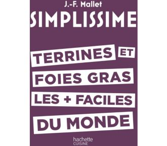 Hachette Simplissime Foies gras et terrines