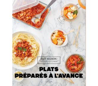 Hachette PLATS PREPARES A L AVANCE