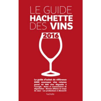 Livre de cuisine HACHETTE Guide Hachette des vins 2016