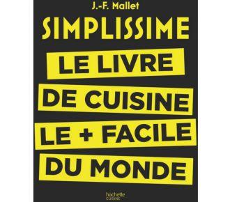 Hachette Simplissime cuisine le + facile du monde