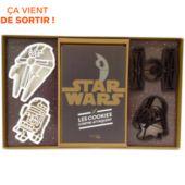 Livre de cuisine HACHETTE Star Wars - Les cookies contre-attaquent