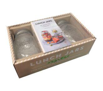 Hachette Lunch Jars